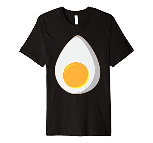 Halloween Boiled Eggs (Devilled Egg Costume Shirt | Cool Boiled Egg T-shirt Gift Premium)