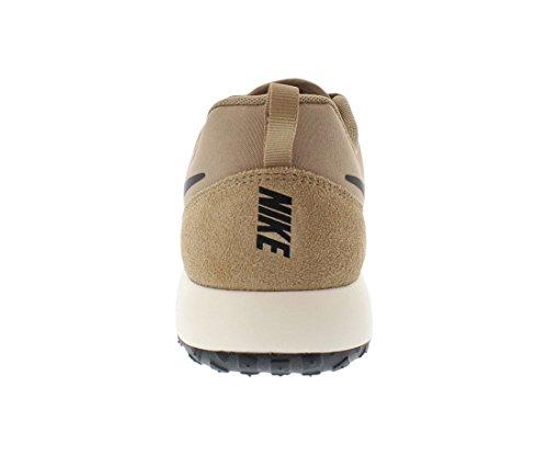 Nike Elite Shinsen, Zapatillas de Running para Hombre Beige / Negro (Desert Camo / Black-Sail)