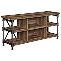 Collins Media Console in Autumn Driftwood Finish - TC54-6096-PD04