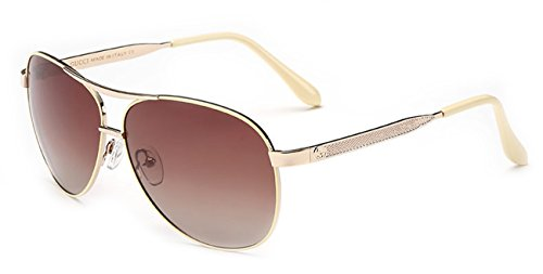 The Big Lens Fashion Drving Polarized brown - Sunglasses Ray Bans Discounted