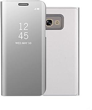 Funda® Espejo Enchapado Flip Samsung Galaxy A5(2017) (Plata ...