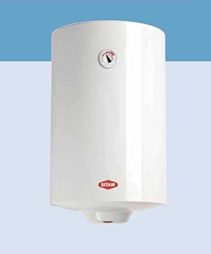 Calentador de agua eléctrico para calentador SITAM grupo Ariston 80 litros con tapa