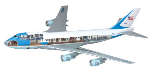 Dragon Models 1/144 Air Force One Boeing VC-25A ()
