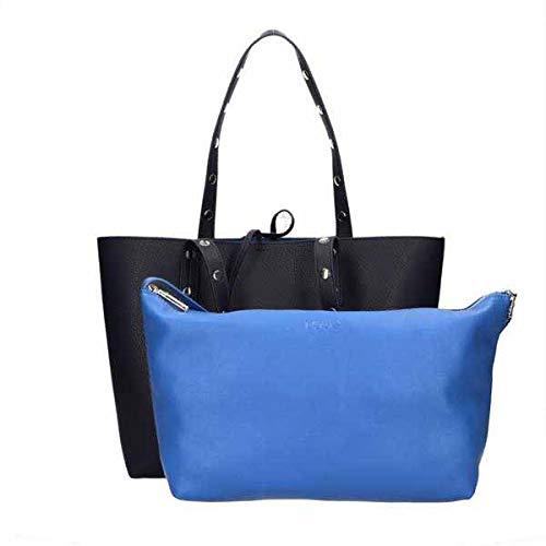Mujer Multicolor Al Material Jo Hombro Liu Nero Bolso Sintético De Para true Blue z8UwqqxC