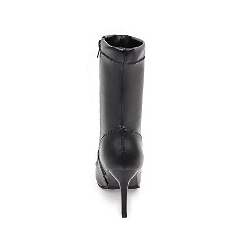 1TO9 1TO9Mns02413 - Zapatilla Alta Mujer negro