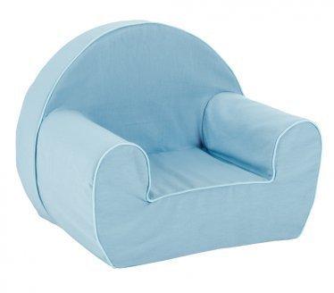 azul sillón para niños personalizadas de Candide, muebles ...