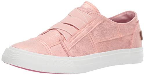 Blowfish Kids Girls' Marley-k Sneaker, Rosegold Moon Dust, 5 Medium US Big Kid