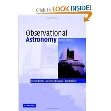 Observational Astronomy 2nd (second) edition Text Only PDF