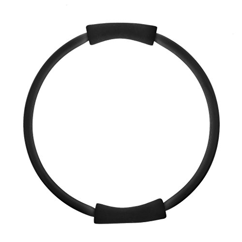 MagiDeal Magic Pilate Ring Circle for Yoga Fitness Workout Core Body Exercise Workout