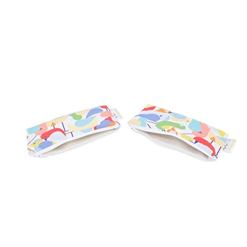Itzy Ritzy Mini Reusable Snack and Everything Bag Bold Arrows