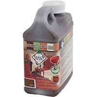 Saman TEW-211-32 Interior Water Based Stain for Fine Wood, Medium brown by SamaN