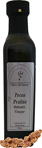 (Olive Oil Pantry Pecan Praline Infused Balsamic Vinegar)
