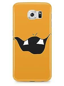 Smiley Samsung S6 3D wrap around Case - Design 8