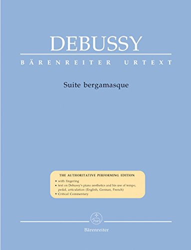 Debussy: Suite bergamasque - Suite Debussy Bergamasque
