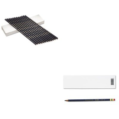 kitsan20044san2443 – Valueキット – Prismacolor col-erase鉛筆W /消しゴム( san20044 )とPrismacolor Premier Verithin鉛筆( san2443 ) B00MOOWU7G