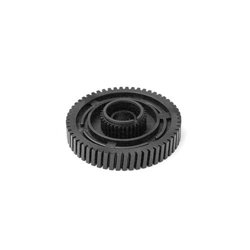 MTC 122053 BMW E53 X5 E83 X3 Transfer Case Motor Gear Carbon Fiber Reinforced Nylon (Transfer Parts Case)