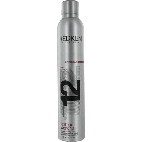 Redken by Redken Fashion Work 12 Versatile Working Spray for Unisex 11 Ounce