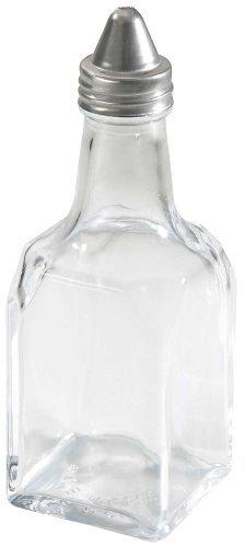 Winco 12-Piece Oil/Vinegar Cruet, 6-Ounce by Winco