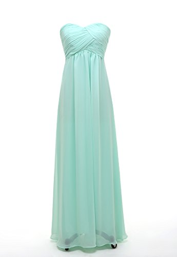 Chiffon Ruffled Prom Dress