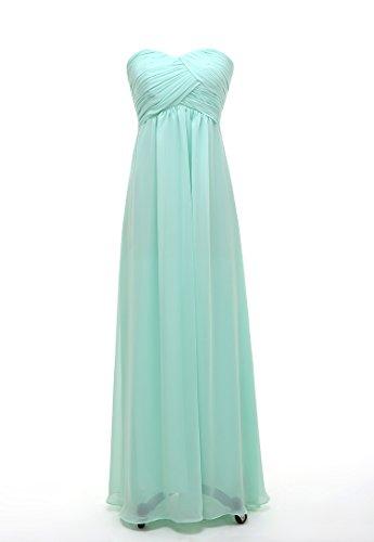 Chiffon Ruffled Prom Dress