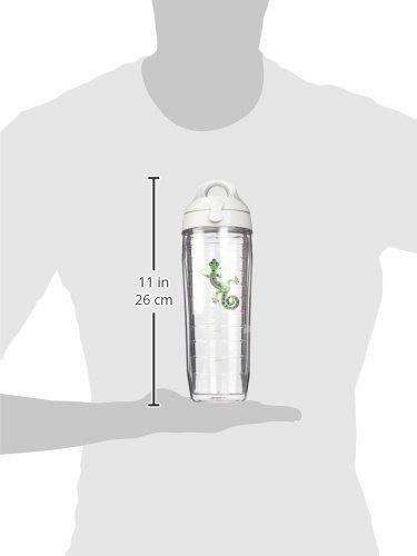 Green Gecko Tervis Water Bottle
