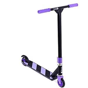 Blazer Pro 1.1 Fixed Scooter - Miami Purple Hazard - One Size
