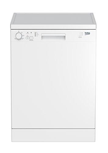 Beko DFN05L10W Unterbaugeschirrspüler / A+ / 290 kWh/Jahr / 12 MGD / Startzeitvorwahl