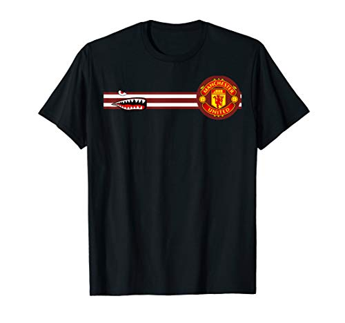 Classic Manchester United Shirts - Soccer Tees MUFC styled British Spin Sports Manchester
