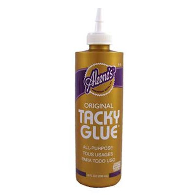 Aleene's Original Tacky Glue, 4 ounce bottle