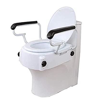 Pleasant Amazon Com Xkrsbs Toilet Seat Elevated Riser With Padded Uwap Interior Chair Design Uwaporg