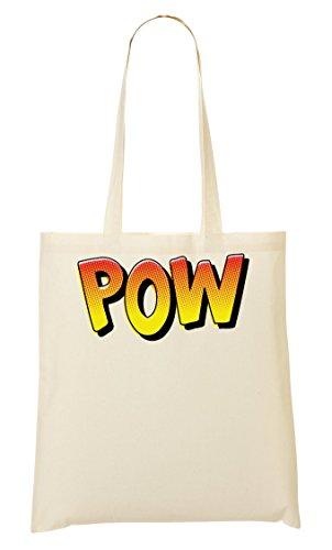 Bag Pow Shopping Borsa Shopping Pow Bag Borsa a6nqBHw