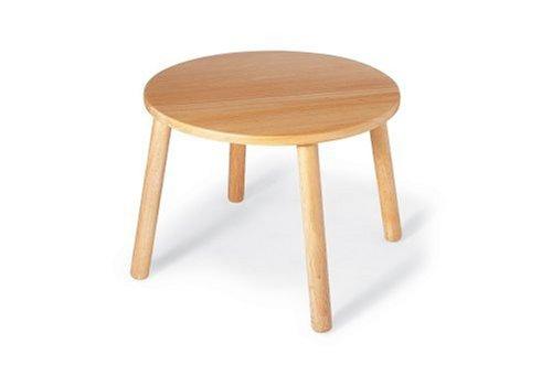 Pintoy Table en bois ronde