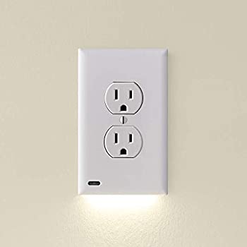 1 Pack Snappower Guidelight Outlet Wall Plate With Led