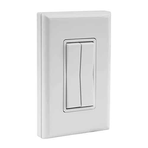 Dimmer Light Switch, Compatible with Philips Hue (White)