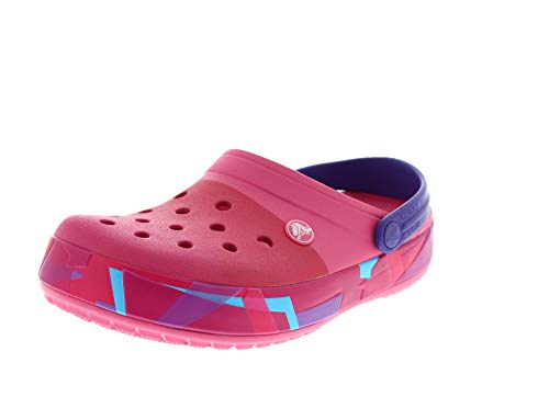 Clogs Paradise Prismatic Pink Crocband Clog Crocs 6zqwIdI