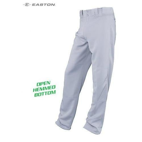 "Easton Baseball/Softball Pants Open Hemmed ""Saggy Look"" Covering Socks to Cleats (Youth & Grownup) – DiZiSports Store"