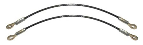 LatchWell PRO-4002024 Tailgate Cable Pair for Full-size Ford Bronco
