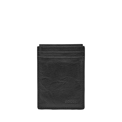 Fossil Magnetic Card Case Wallet