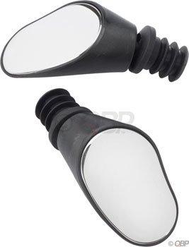 (Sprintech Drop Bar Mirror , Black, Pair by Sprinttech)