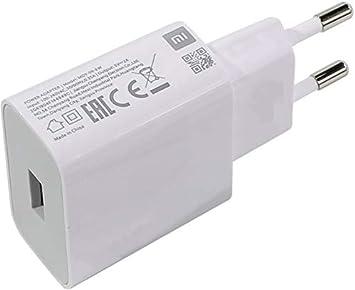 Movilux_ES Cargador USB Modelo MDY-09-EW Compatible con Xiaomi ...