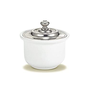 Convivio Sugar Bowl by Match Pewter