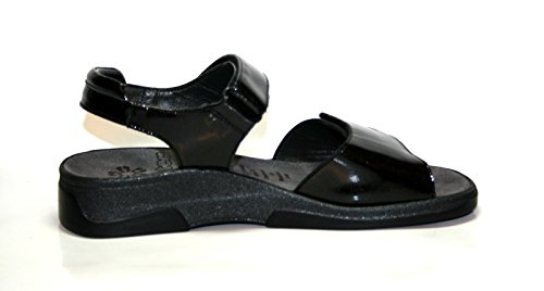 Ganter Sonnica - Sandalias de Vestir de cuero Mujer negro