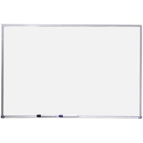 Mead Mead Classic Whiteboard, White, 48 x 36 - Lot of 4