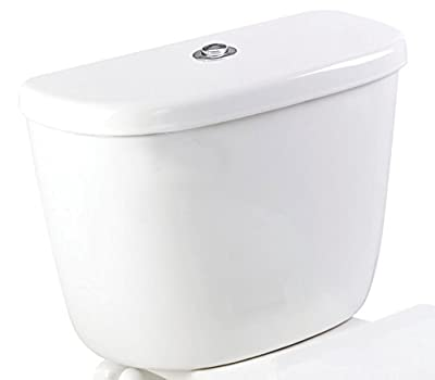 Mansfield Plumbing 122 Quantum Toilet Tank ONLY), White