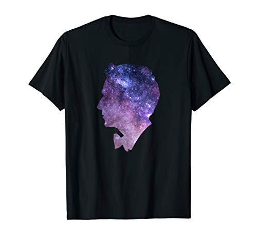Bill Nye The Science Guy Galaxy T-shirt (Bill Nye Everything All At Once Tour)