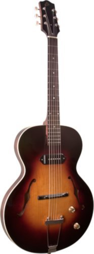 The Loar LH-301T-VS Thin Body Archtop