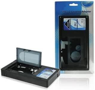 Systafex – Grabador de vídeo VHS de c láser adaptador láser adaptador para grabador de VHS (Atención – No adecuado para VIDEO8, Hi8, DV, etc.): Amazon.es: Electrónica