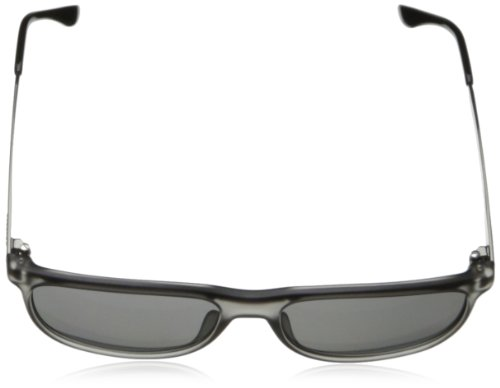 Light Dark Grey Rectangulaire soleil Carrera Lunette 6011 S Noir de 860w6z