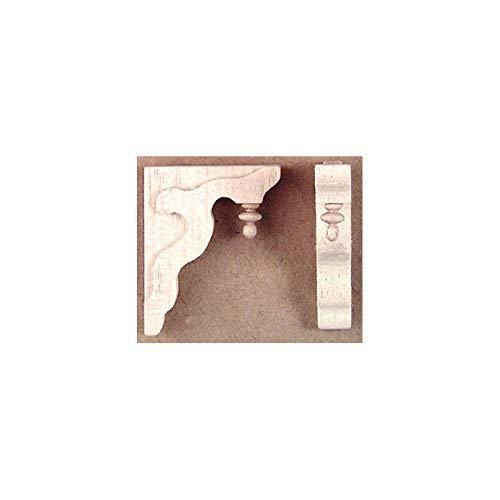 Classics Dollhouse Miniature : Corbel Brackets, 4/pk