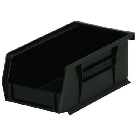 ESD AkroBins® - Black - O.D. 7 3/8